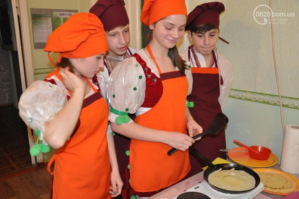 В «Центре опеки» провели мастер-класс по выпечке блинов, фото-7