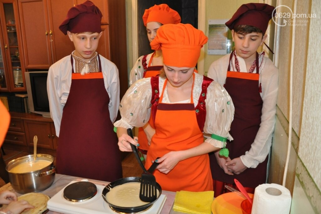 В «Центре опеки» провели мастер-класс по выпечке блинов, фото-9