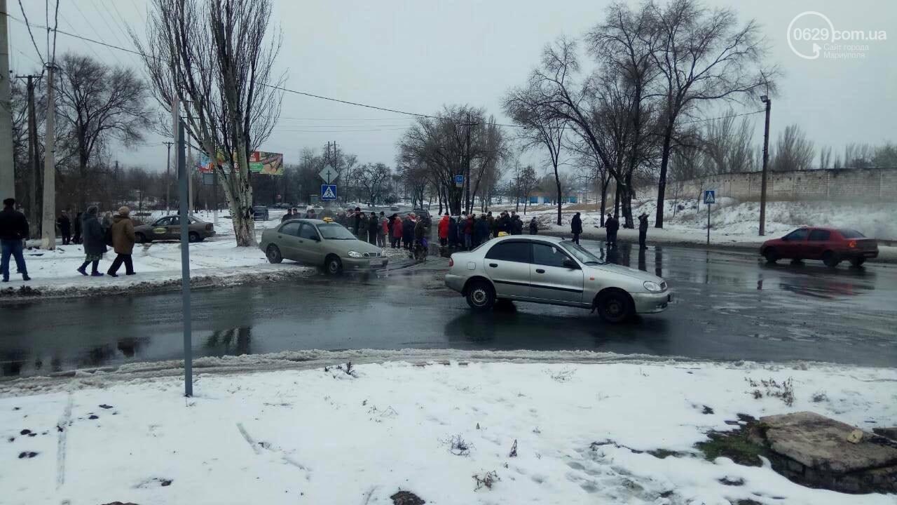 В ожидании света! Жители поселка Речной перекрыли улицу (ФОТО), фото-3