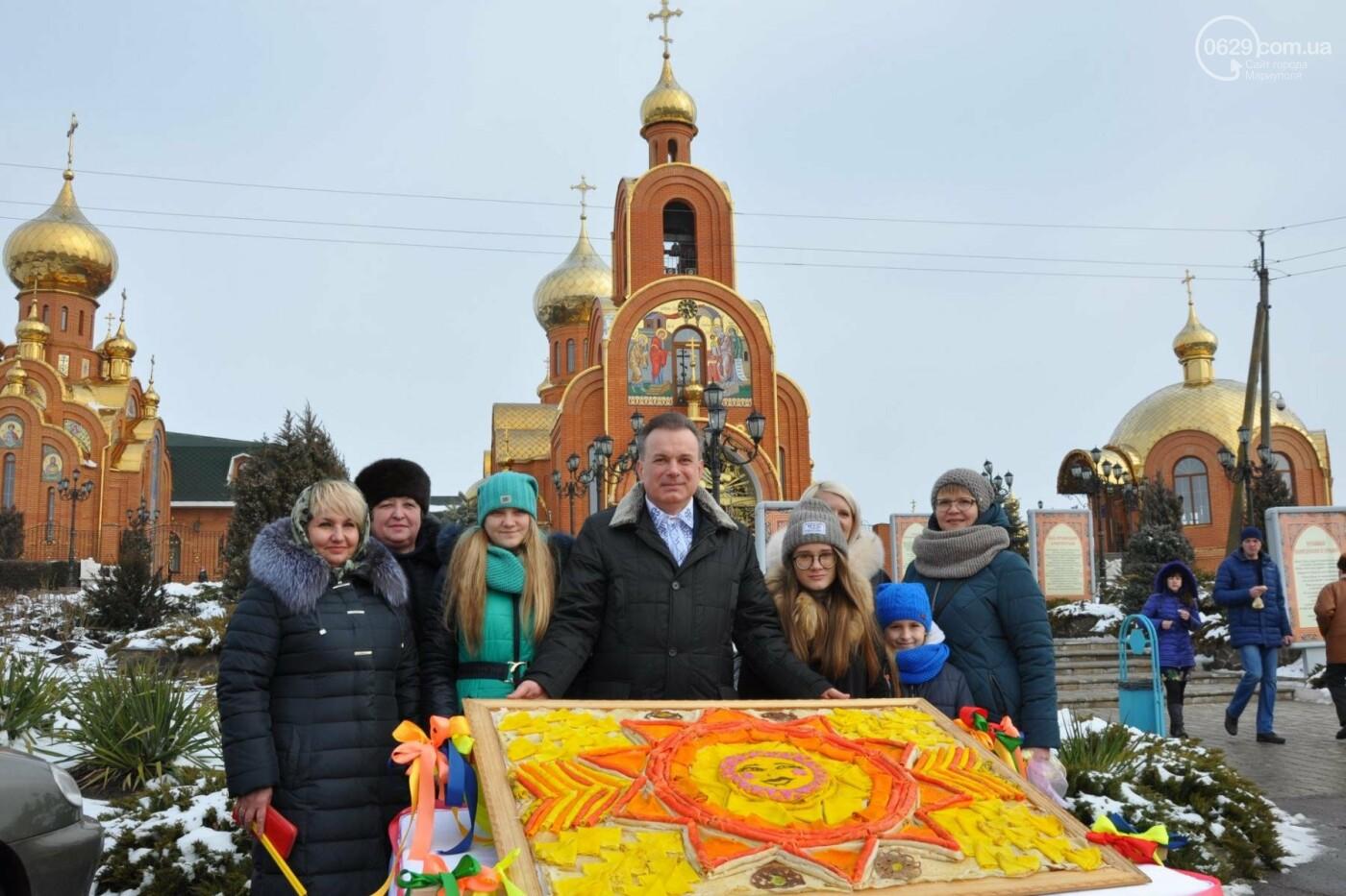 В селе Боевое испекли 17000 блинов и установили новый рекорд Украины, фото-1