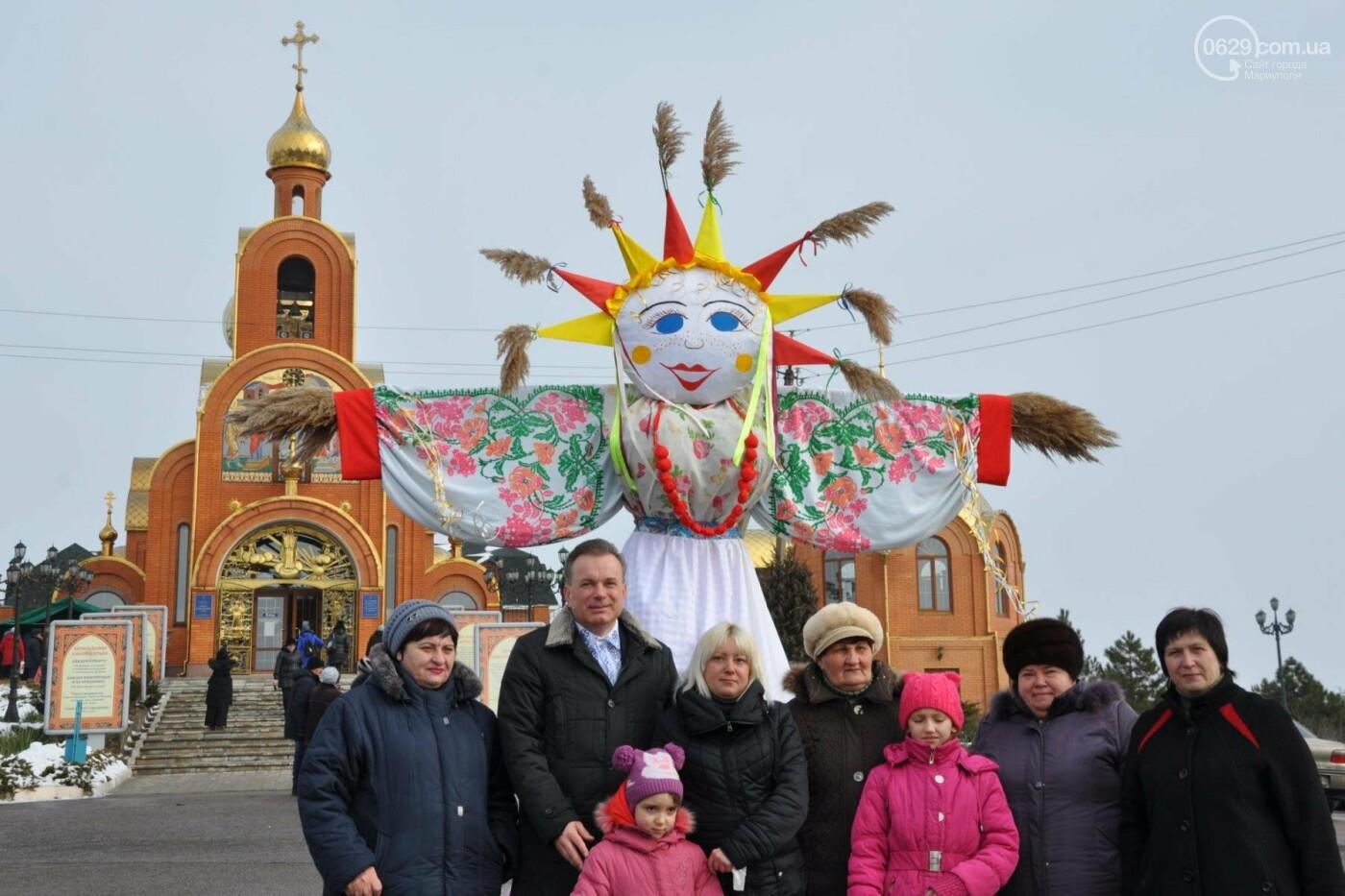 В селе Боевое испекли 17000 блинов и установили новый рекорд Украины, фото-7