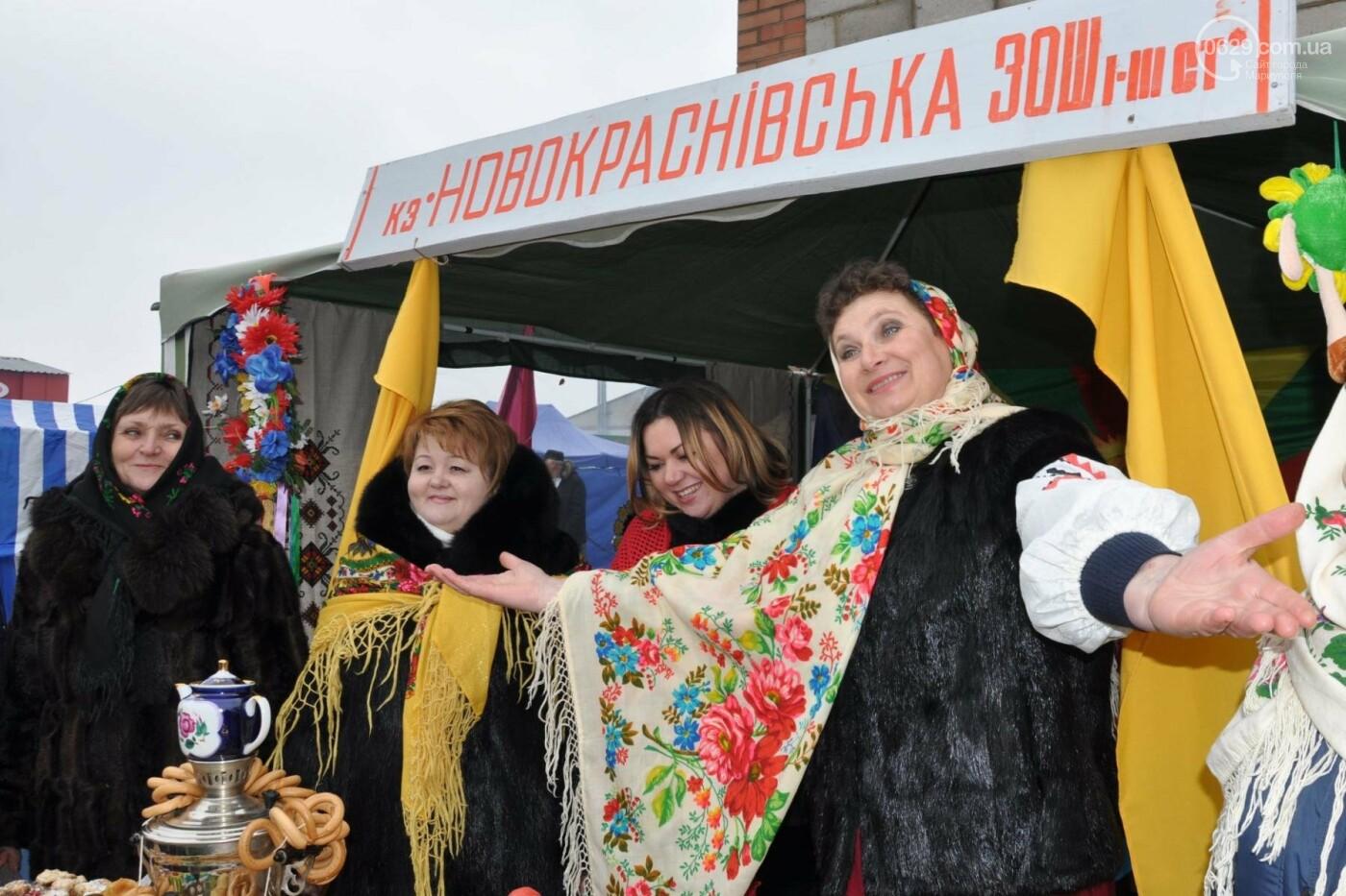 В селе Боевое испекли 17000 блинов и установили новый рекорд Украины, фото-11