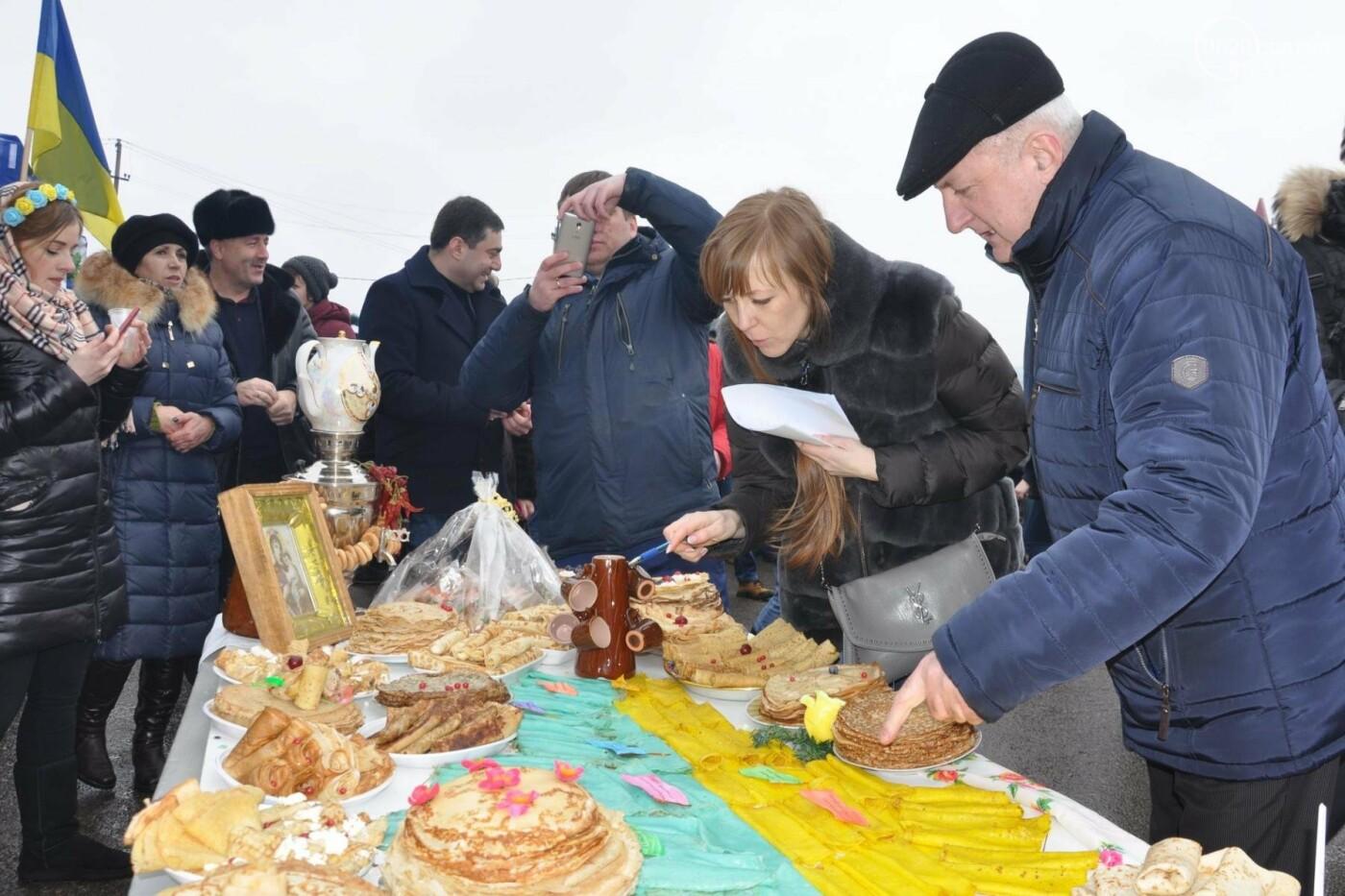 В селе Боевое испекли 17000 блинов и установили новый рекорд Украины, фото-14