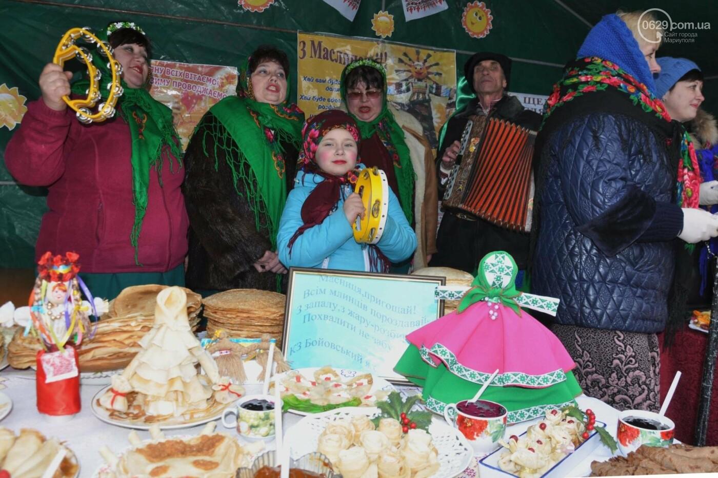 В селе Боевое испекли 17000 блинов и установили новый рекорд Украины, фото-18
