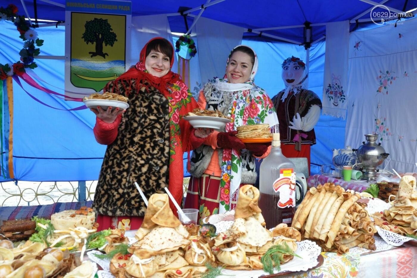 В селе Боевое испекли 17000 блинов и установили новый рекорд Украины, фото-20