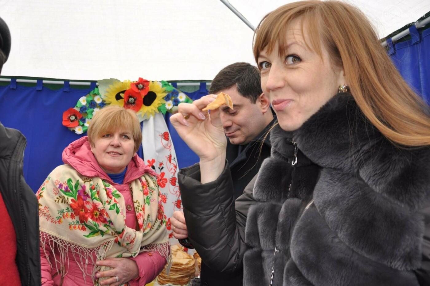 В селе Боевое испекли 17000 блинов и установили новый рекорд Украины, фото-21