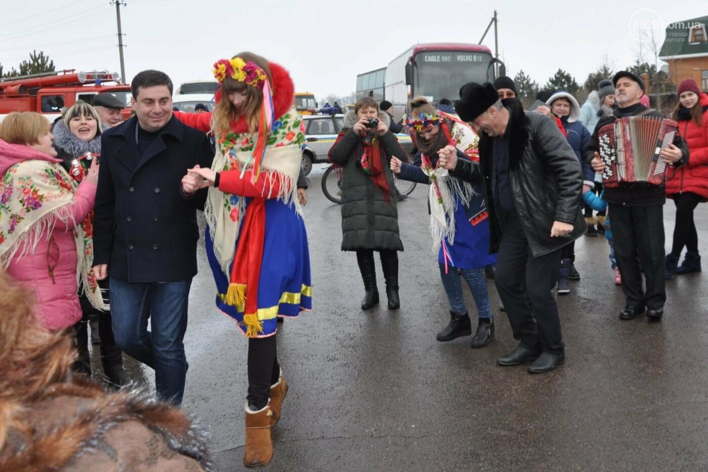 В селе Боевое испекли 17000 блинов и установили новый рекорд Украины, фото-22