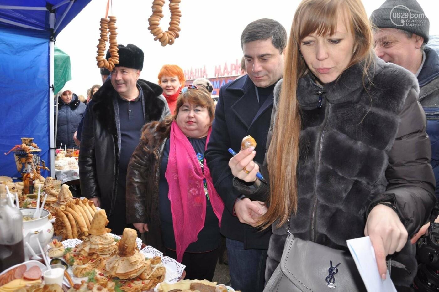 В селе Боевое испекли 17000 блинов и установили новый рекорд Украины, фото-24