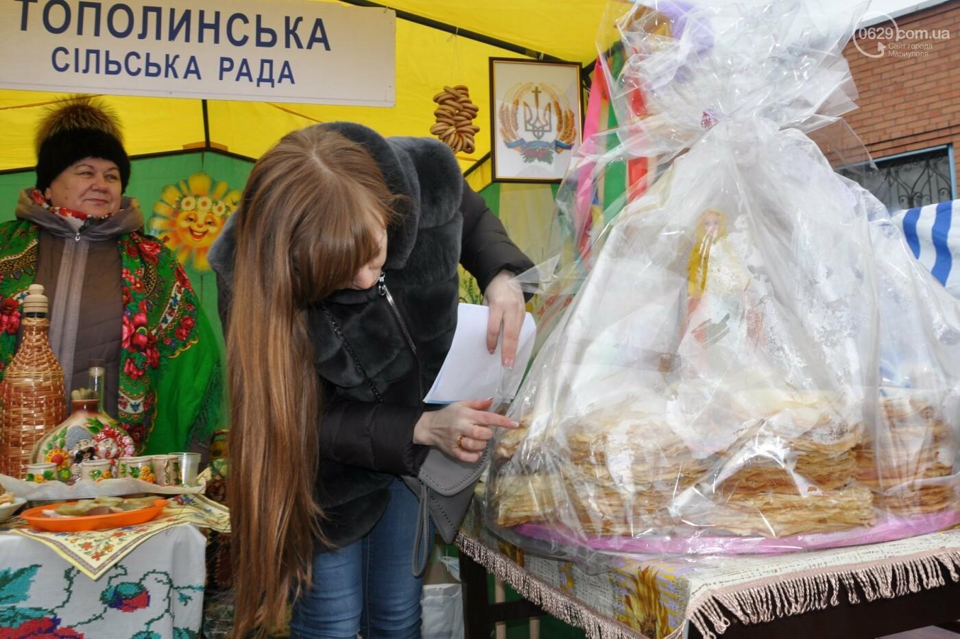 В селе Боевое испекли 17000 блинов и установили новый рекорд Украины, фото-27