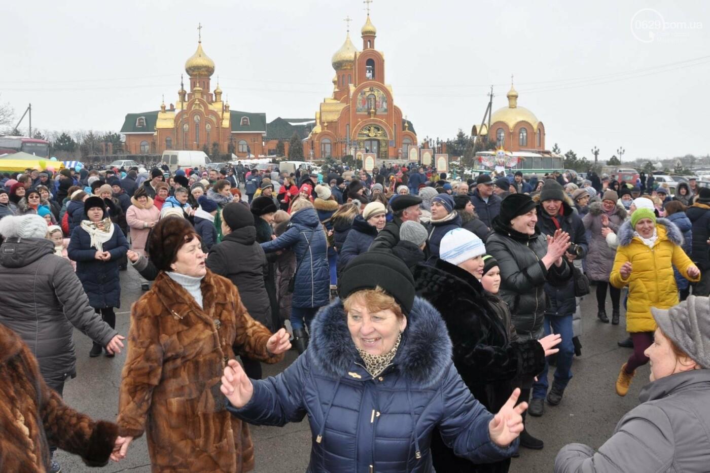 В селе Боевое испекли 17000 блинов и установили новый рекорд Украины, фото-28