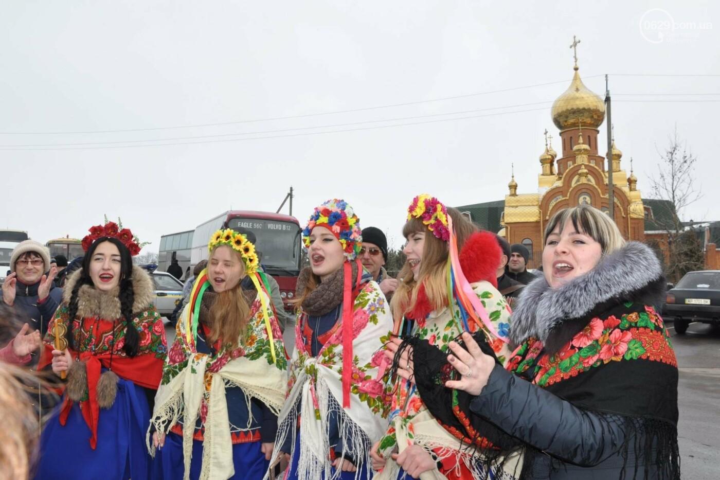 В селе Боевое испекли 17000 блинов и установили новый рекорд Украины, фото-30
