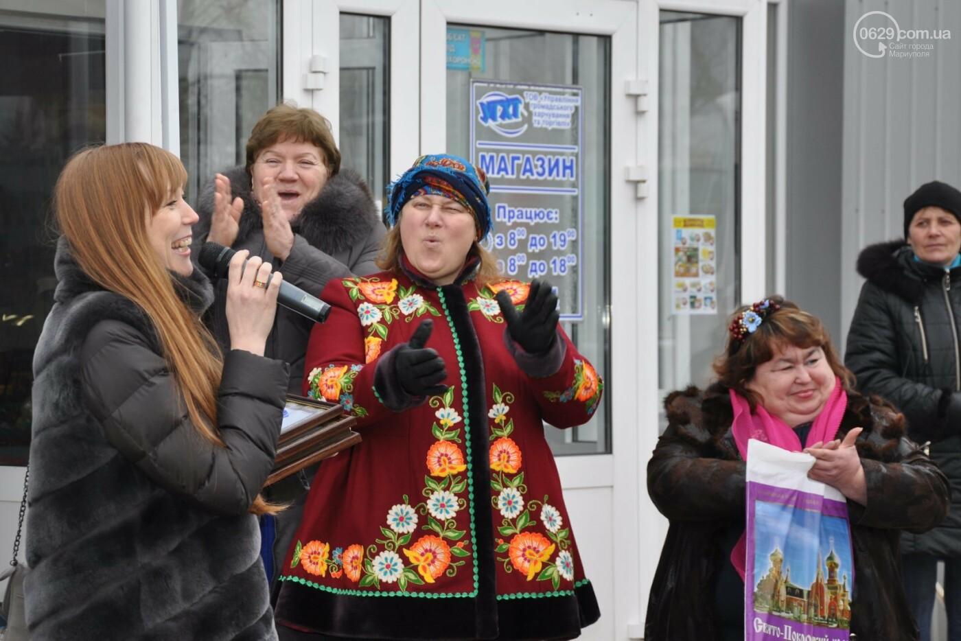 В селе Боевое испекли 17000 блинов и установили новый рекорд Украины, фото-31