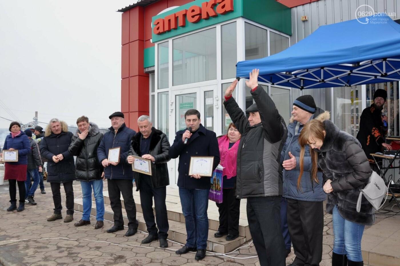 В селе Боевое испекли 17000 блинов и установили новый рекорд Украины, фото-37
