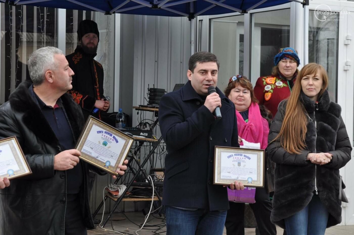 В селе Боевое испекли 17000 блинов и установили новый рекорд Украины, фото-38