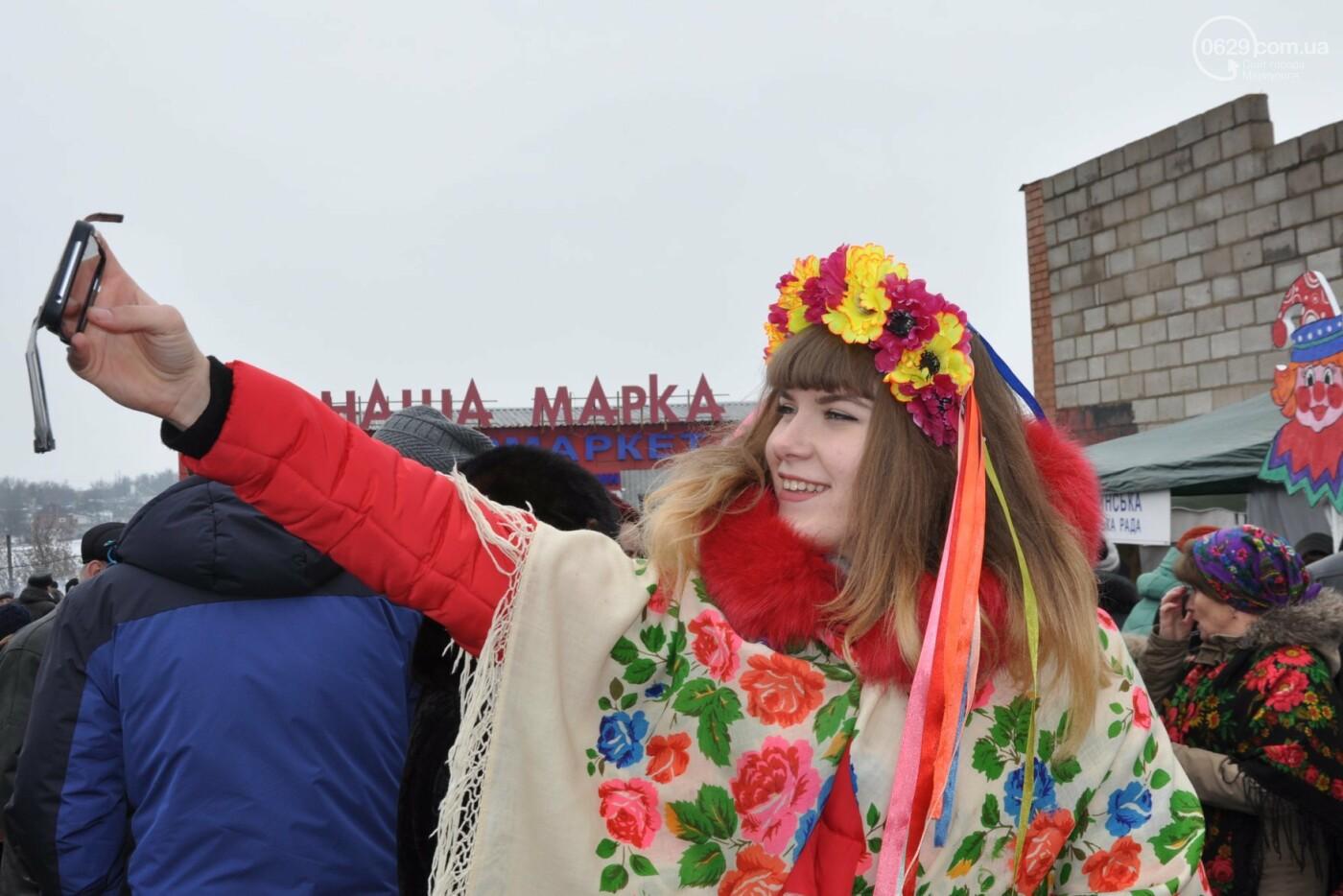 В селе Боевое испекли 17000 блинов и установили новый рекорд Украины, фото-40