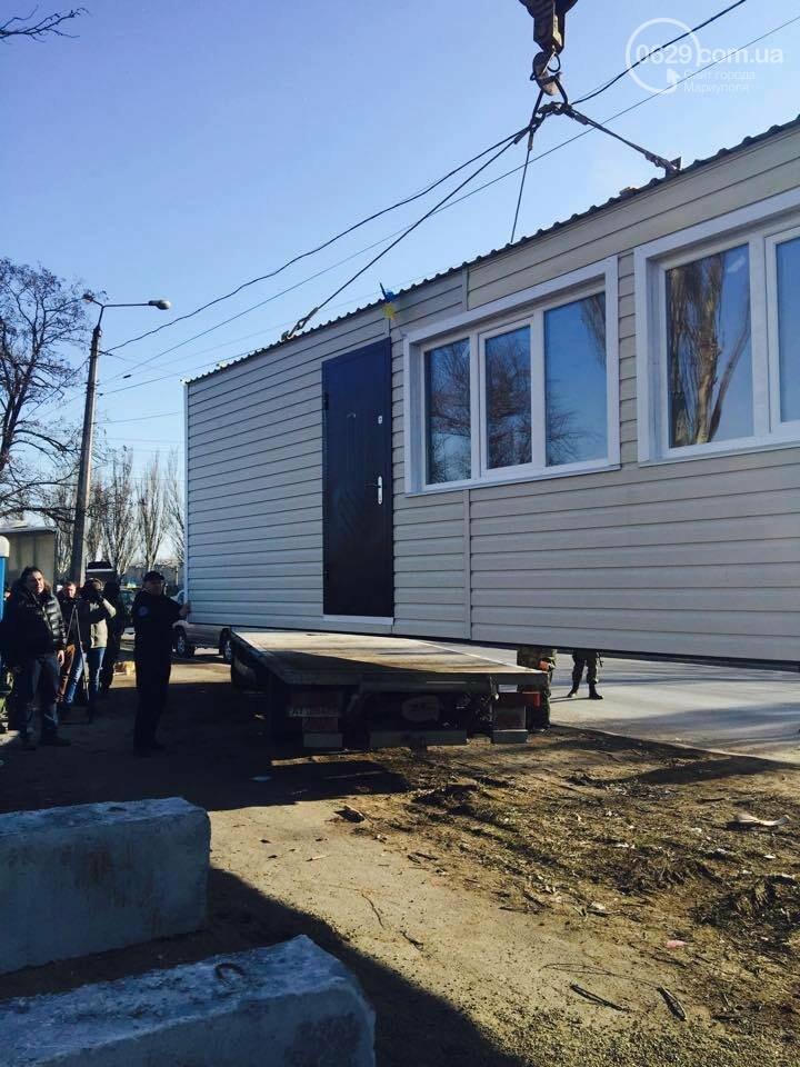 Спецконтейнеры для блокпостов от Саакашвили, укрепление линии обороны Мариуполя и ФЭМы вместо асфальта. О чем писал 0629.com.ua 20 февраля, фото-2