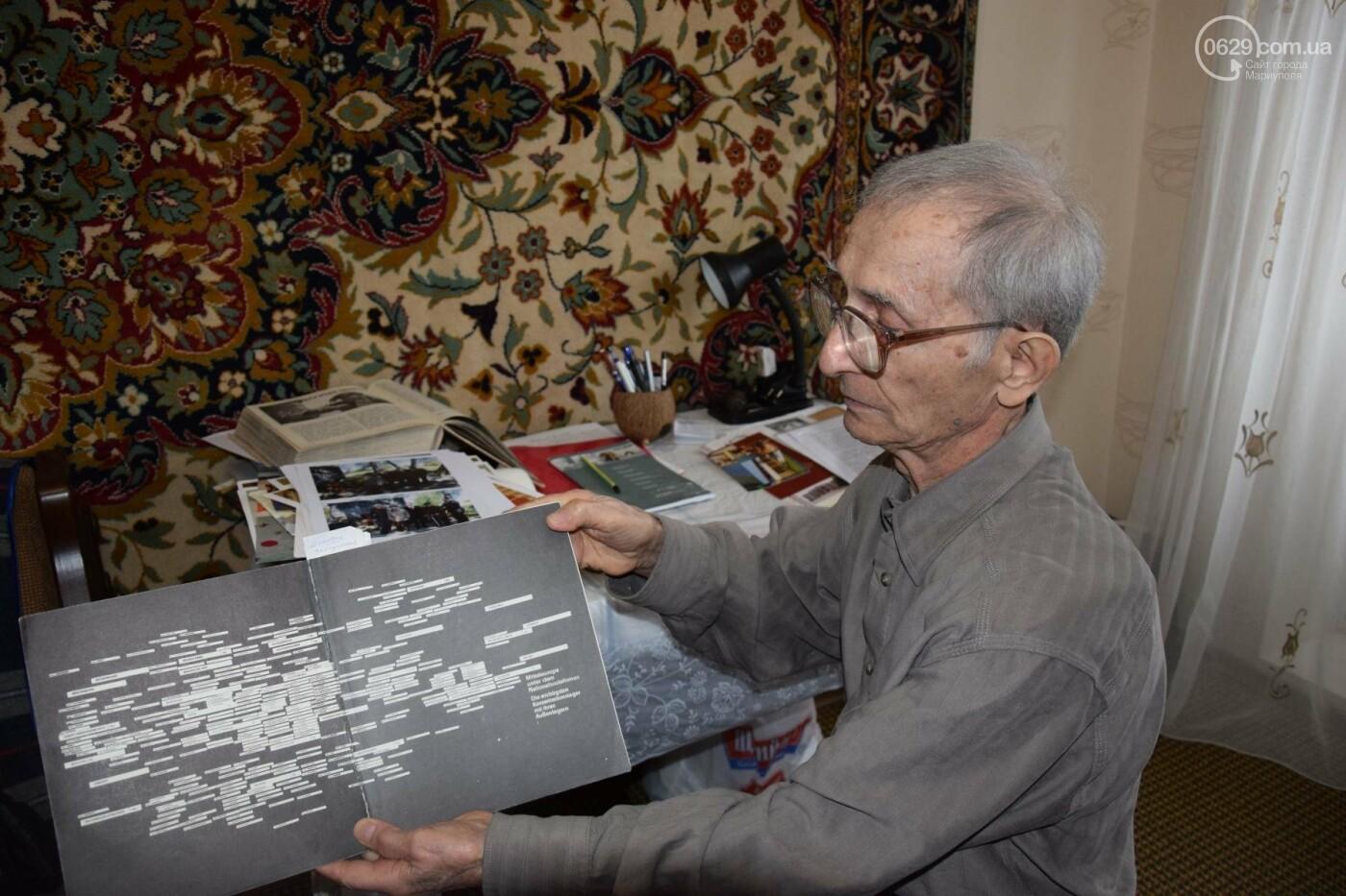 Живой свидетель: Узник Дахау, фото-3