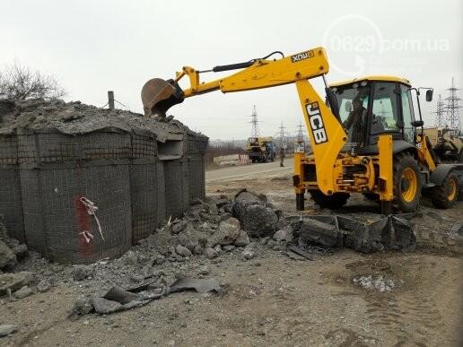 Военные демонтировали блокпост по дороге в Сартану (ФОТО, ВИДЕО), фото-7