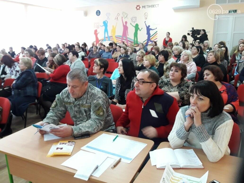 Выборы, выборы... Сегодня в Мариуполе определялись с директорами 8 школ (ФОТО, ВИДЕО), фото-1