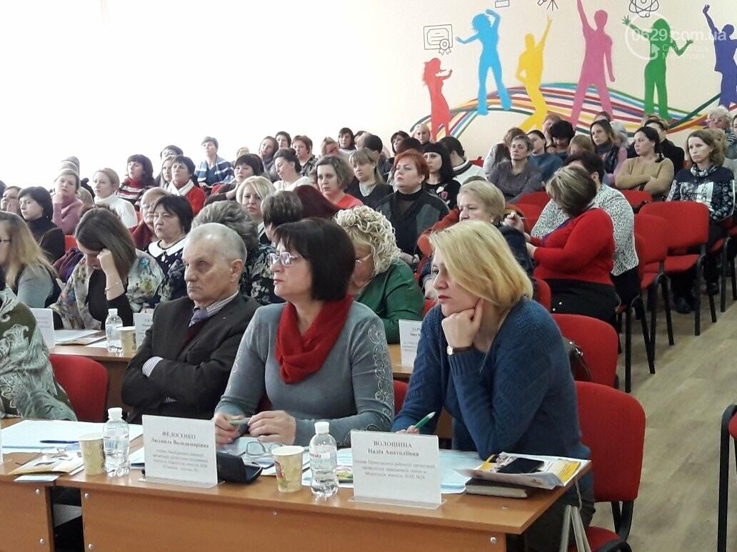 Выборы, выборы... Сегодня в Мариуполе определялись с директорами 8 школ (ФОТО, ВИДЕО), фото-2