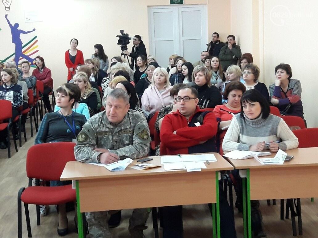 Выборы, выборы... Сегодня в Мариуполе определялись с директорами 8 школ (ФОТО, ВИДЕО), фото-7