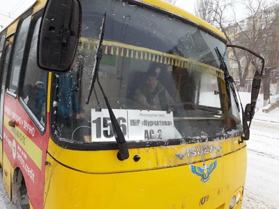Водитель автобуса №156 обругал мариупольцев, которые не знали, что изменился маршрут, фото-1