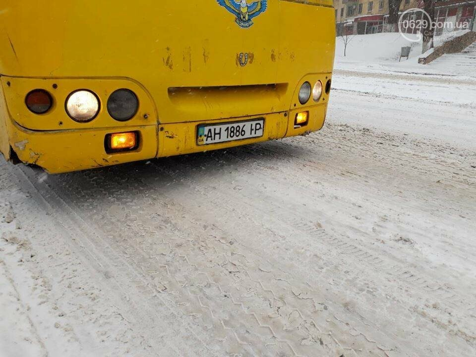 Водитель автобуса №156 обругал мариупольцев, которые не знали, что изменился маршрут, фото-2