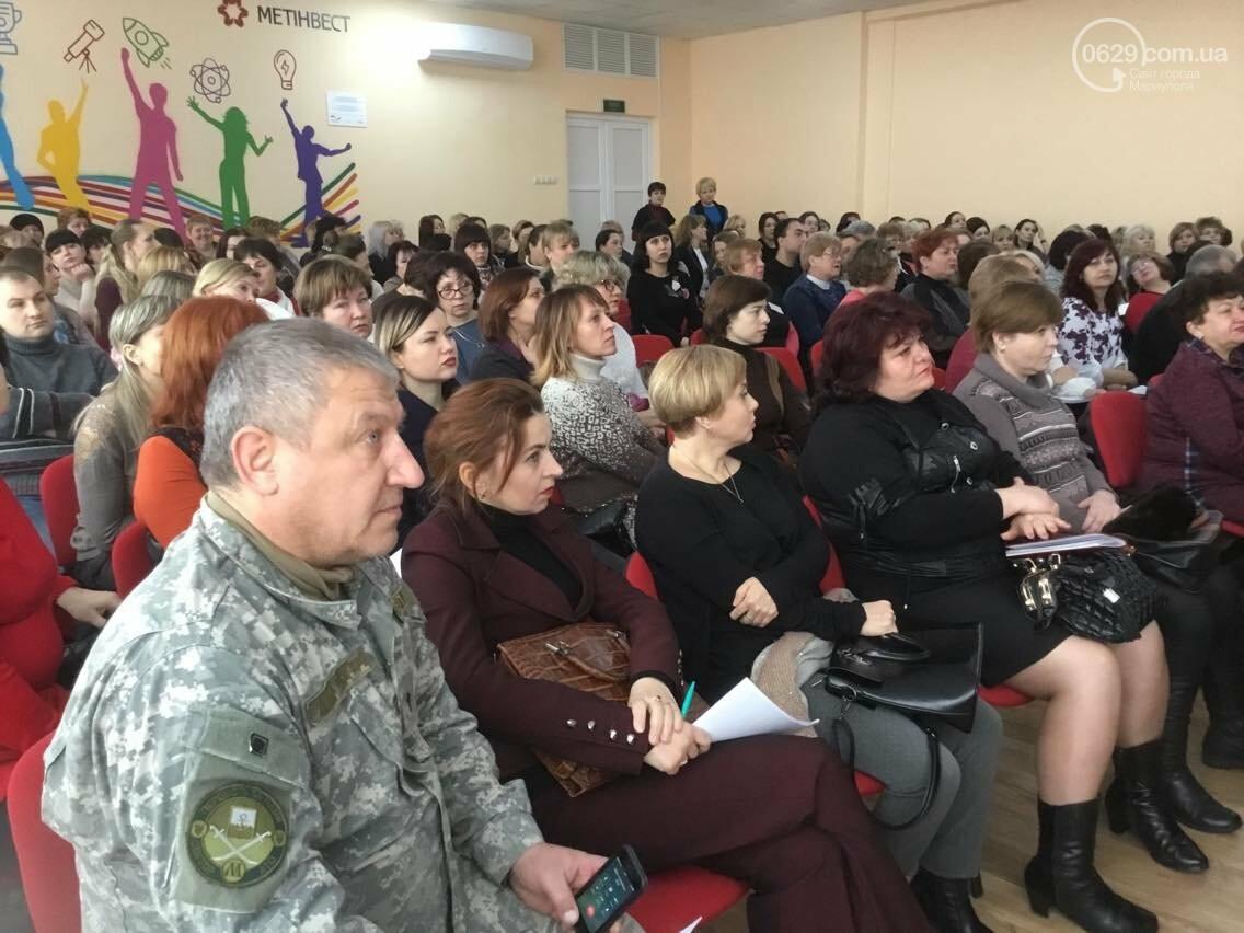Выборы, выборы... Сегодня в Мариуполе определялись с директорами 8 школ (ФОТО, ВИДЕО), фото-4