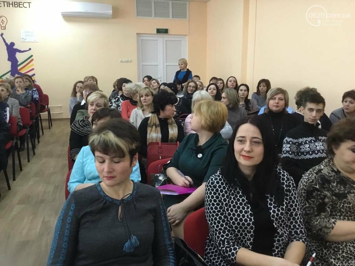 Выборы, выборы... Сегодня в Мариуполе определялись с директорами 8 школ (ФОТО, ВИДЕО), фото-3
