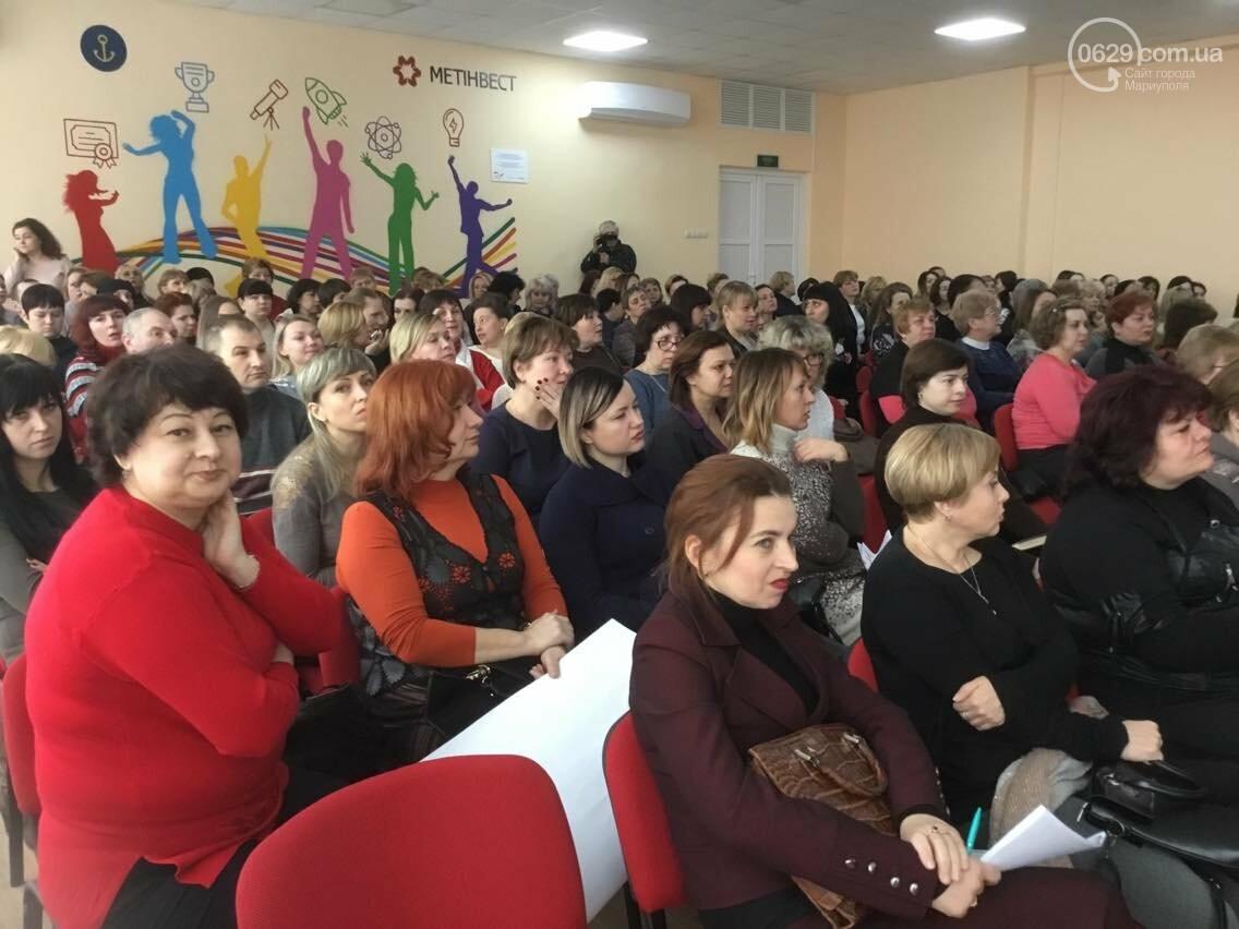 Выборы, выборы... Сегодня в Мариуполе определялись с директорами 8 школ (ФОТО, ВИДЕО), фото-6
