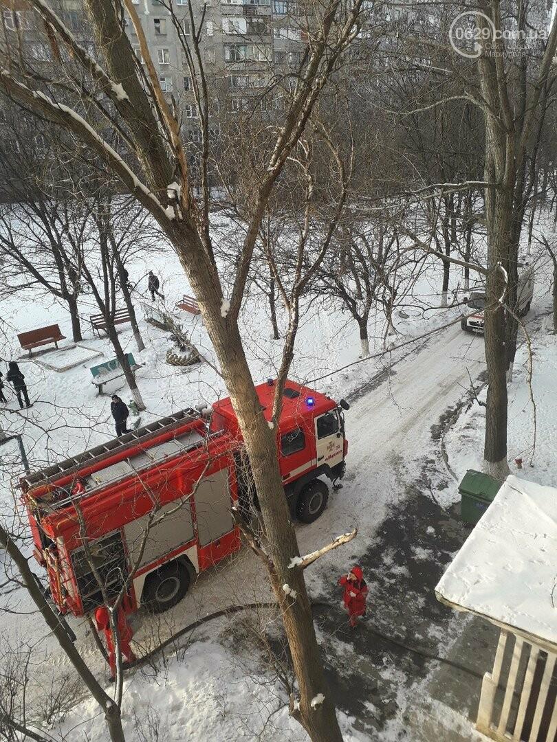 Странный пожар в мариупольской высотке: пострадали трое, еще один участник драмы обнаружен с резаной раной  (ФОТО), фото-7