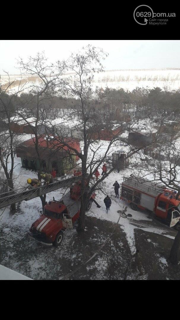 Странный пожар в мариупольской высотке: пострадали трое, еще один участник драмы обнаружен с резаной раной  (ФОТО), фото-1