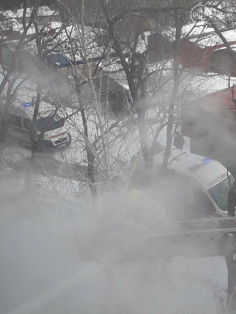 Странный пожар в мариупольской высотке: пострадали трое, еще один участник драмы обнаружен с резаной раной  (ФОТО), фото-2