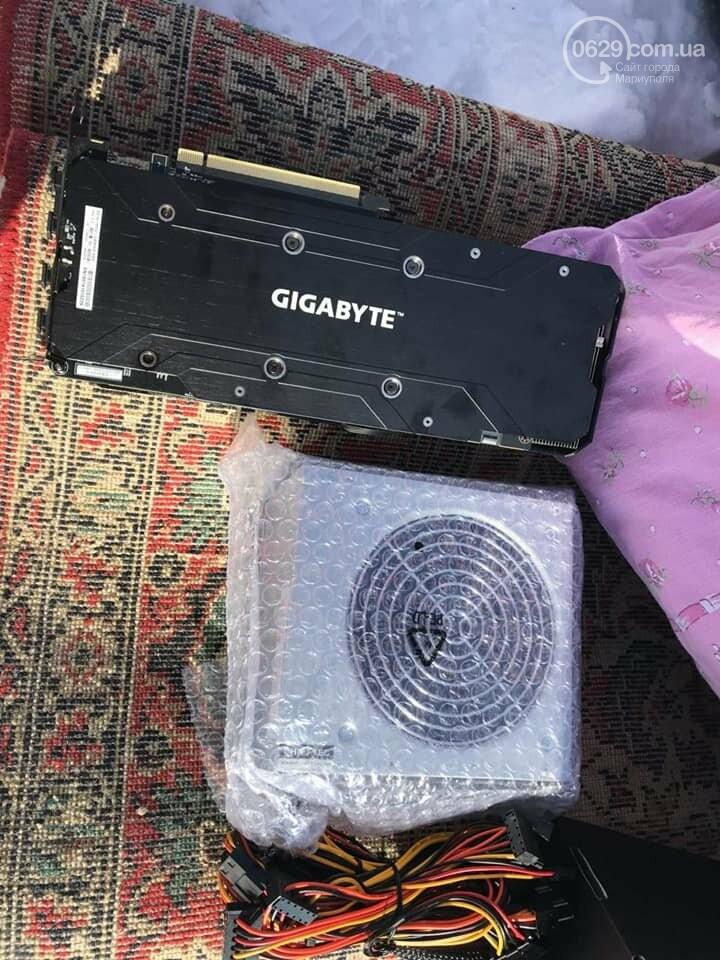 В Донецк снова пытались провезти приборы для майнинга криптовалюты (ФОТО), фото-4
