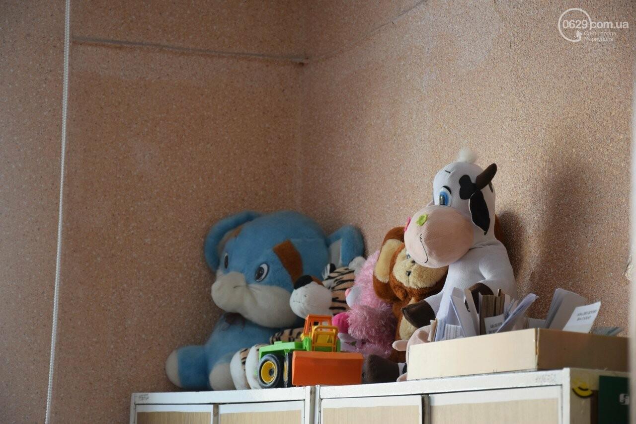 Педиатрия горбольницы №3: в каких условиях лечатся мариупольские дети, фото-7