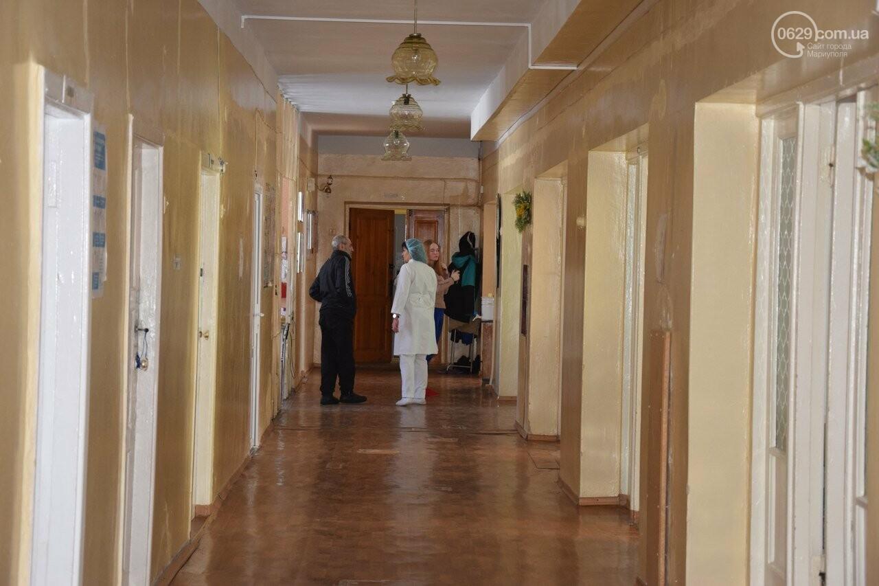 Педиатрия горбольницы №3: в каких условиях лечатся мариупольские дети, фото-30