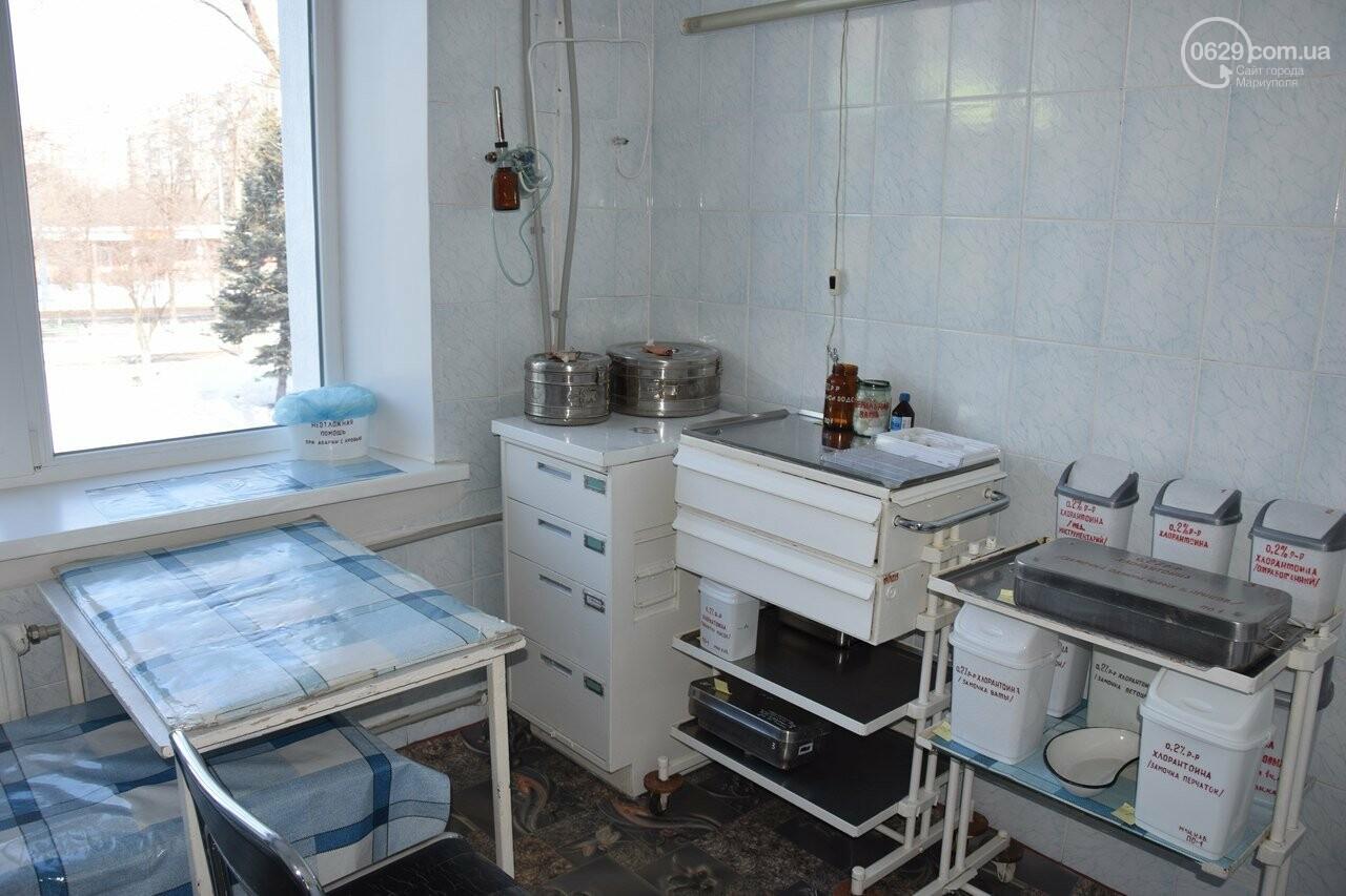 Педиатрия горбольницы №3: в каких условиях лечатся мариупольские дети, фото-12