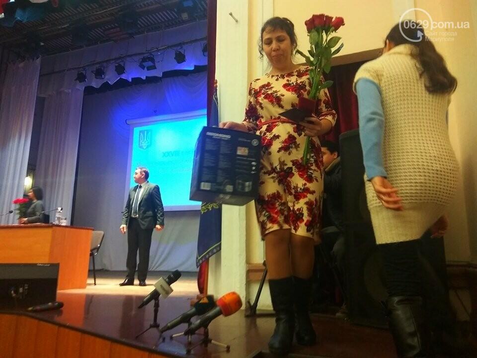 В Мариуполе на сессии горсовета наградили матерей-героинь (ФОТО), фото-1
