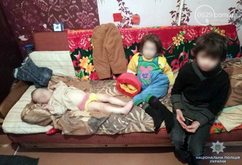 В Мариуполе женщина закрыла детей в квартире и пропала на трое суток (ФОТО), фото-1