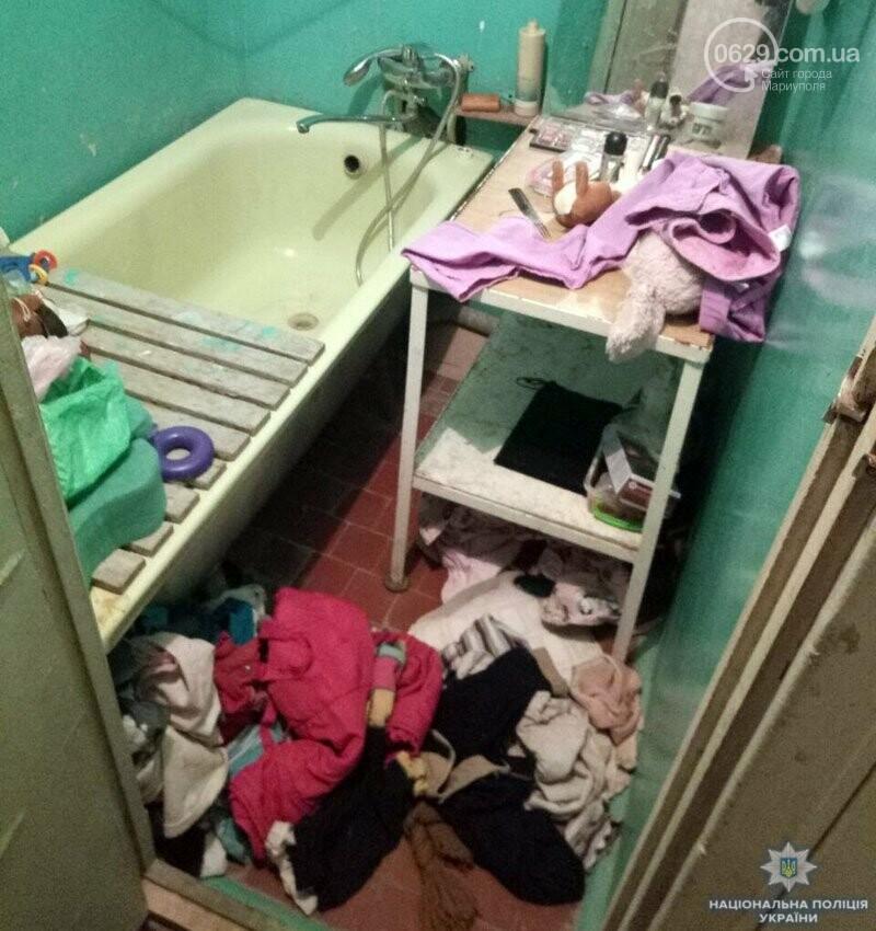 В Мариуполе женщина закрыла детей в квартире и пропала на трое суток (ФОТО), фото-3