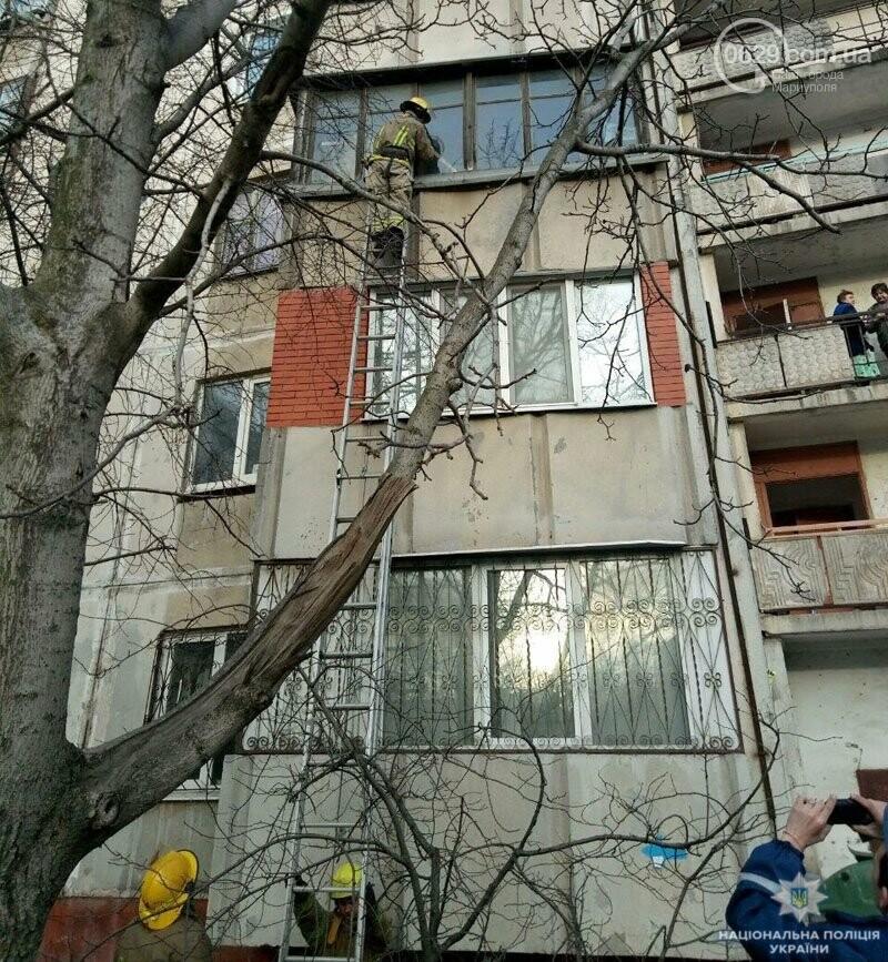 В Мариуполе женщина закрыла детей в квартире и пропала на трое суток (ФОТО), фото-2