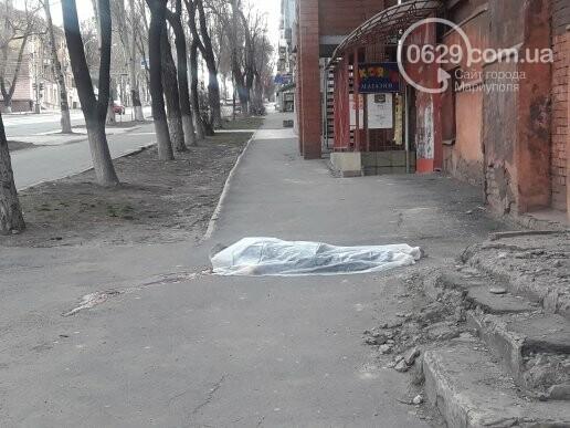 В Мариуполе мужчина разбился насмерть, выпав с 4 этажа (ФОТО 18+, ВИДЕО), фото-6