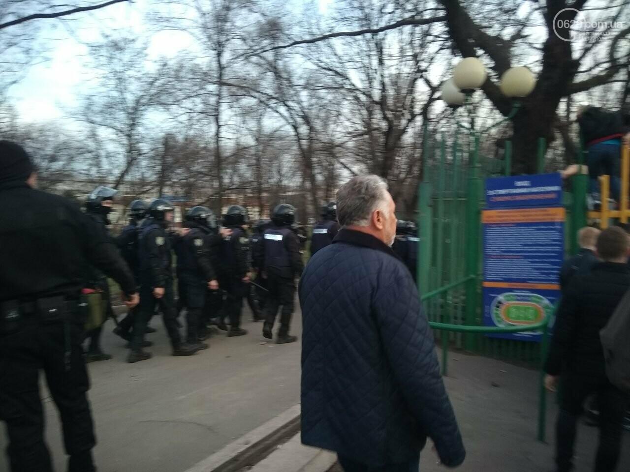 В Мариуполе подрались ультрас и полиция (ФОТО+ВИДЕО ), фото-2