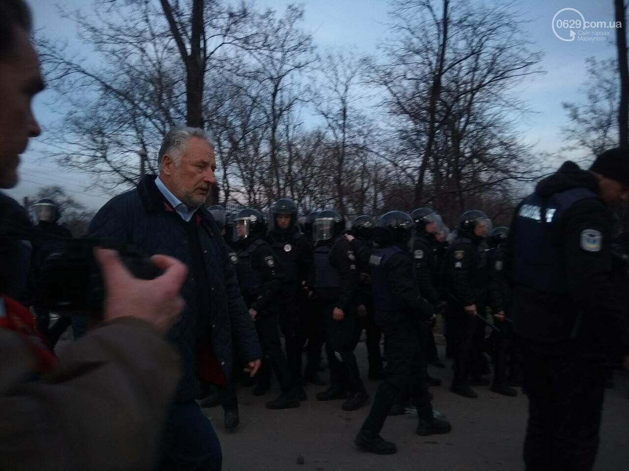 В Мариуполе подрались ультрас и полиция (ФОТО+ВИДЕО ), фото-3