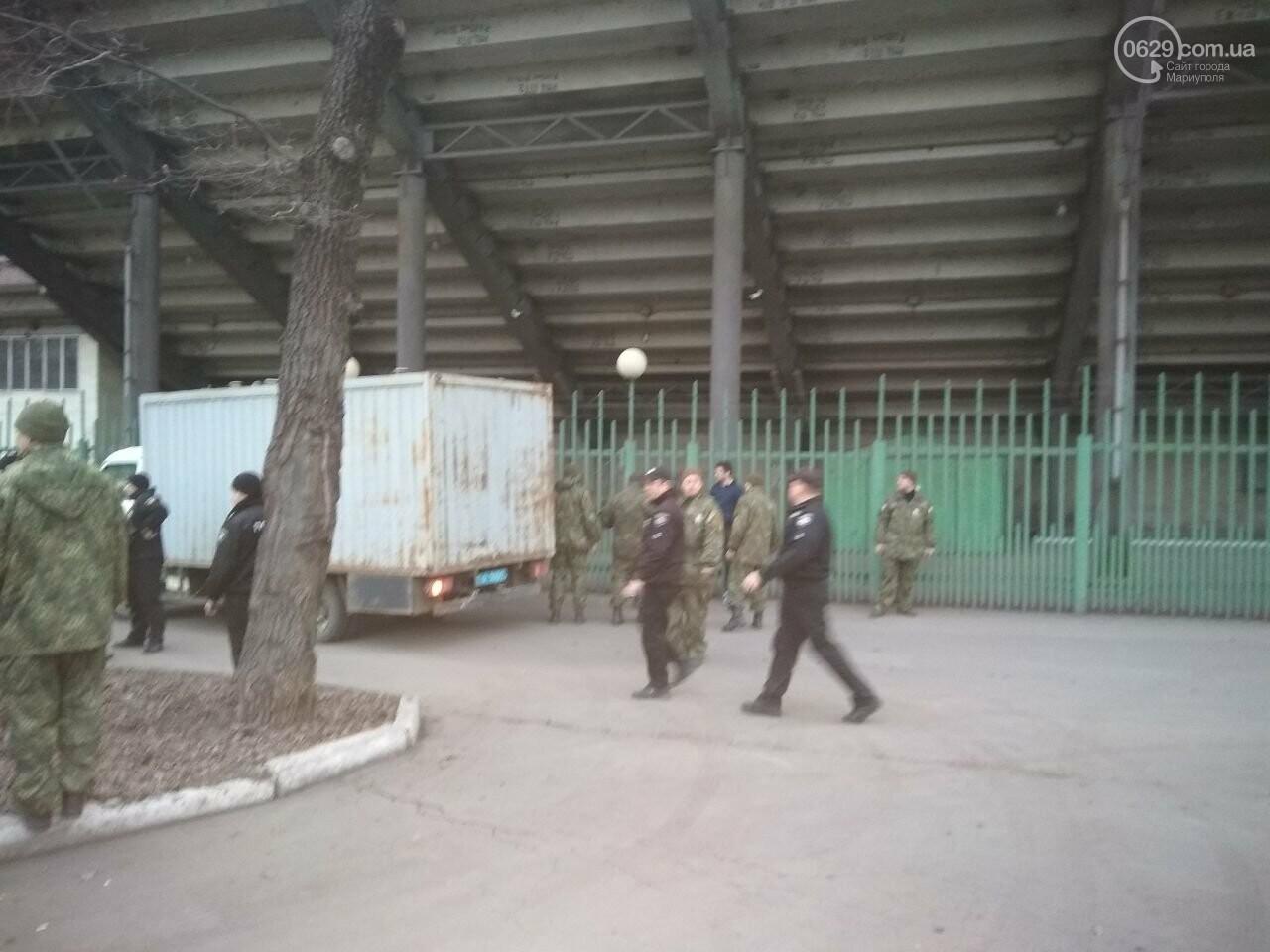 В Мариуполе подрались ультрас и полиция (ФОТО+ВИДЕО ), фото-1