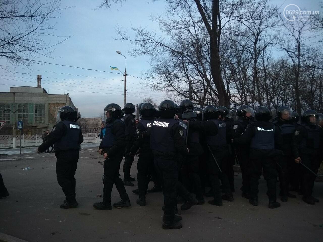 В Мариуполе подрались ультрас и полиция (ФОТО+ВИДЕО ), фото-4