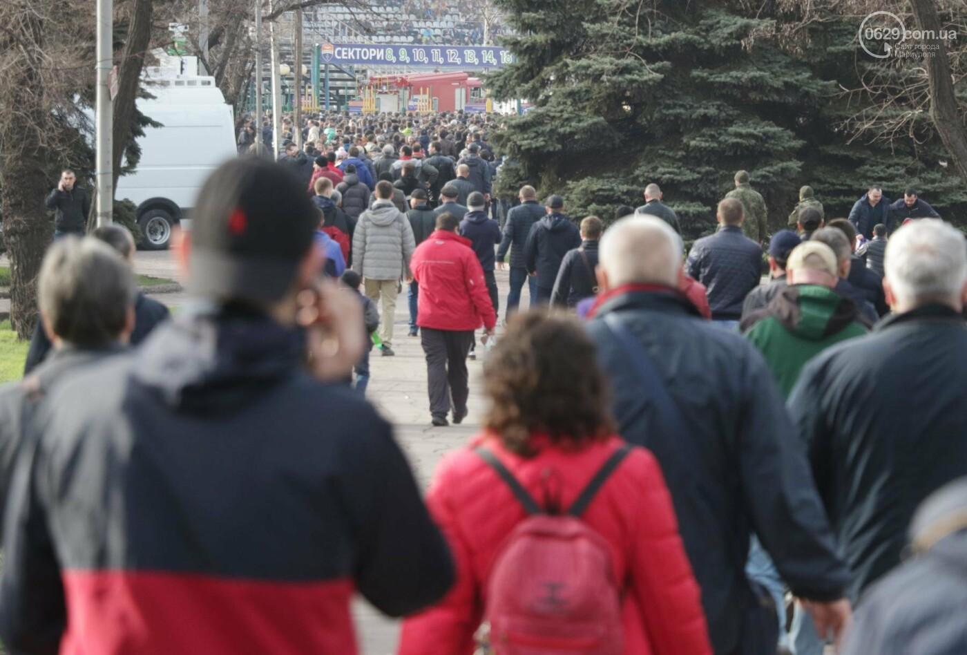 Реванш столичного «Динамо» в Мариуполе. Как это было (ФОТОРЕПОРТАЖ), фото-3
