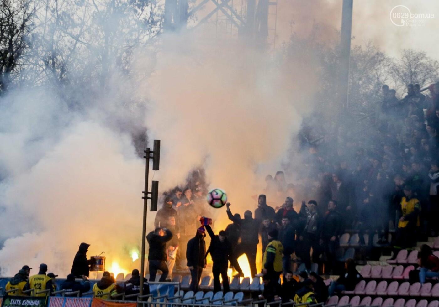 Реванш столичного «Динамо» в Мариуполе. Как это было (ФОТОРЕПОРТАЖ), фото-14