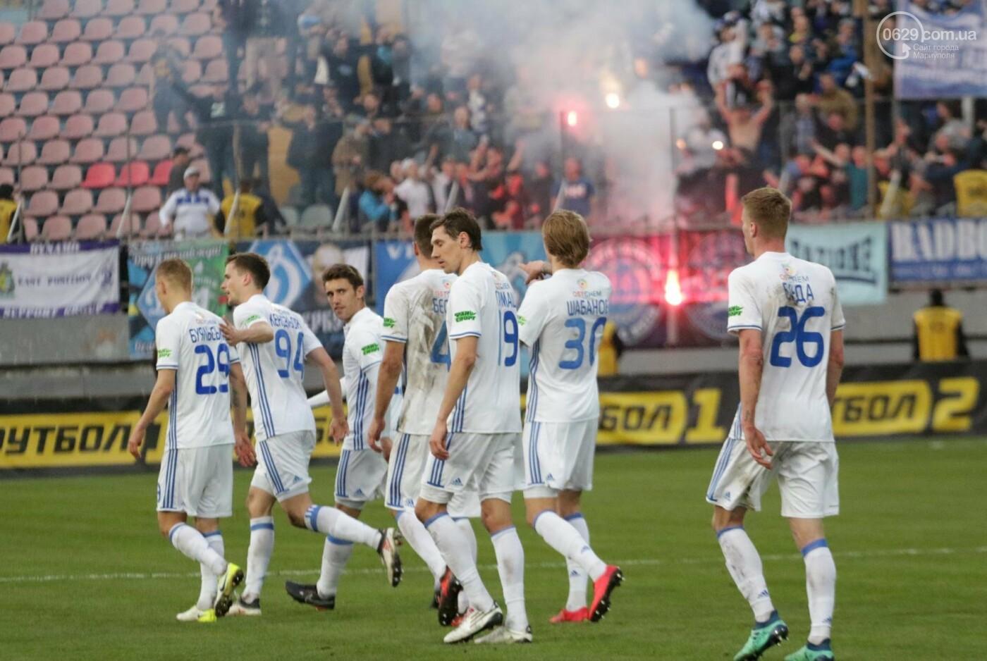Реванш столичного «Динамо» в Мариуполе. Как это было (ФОТОРЕПОРТАЖ), фото-26