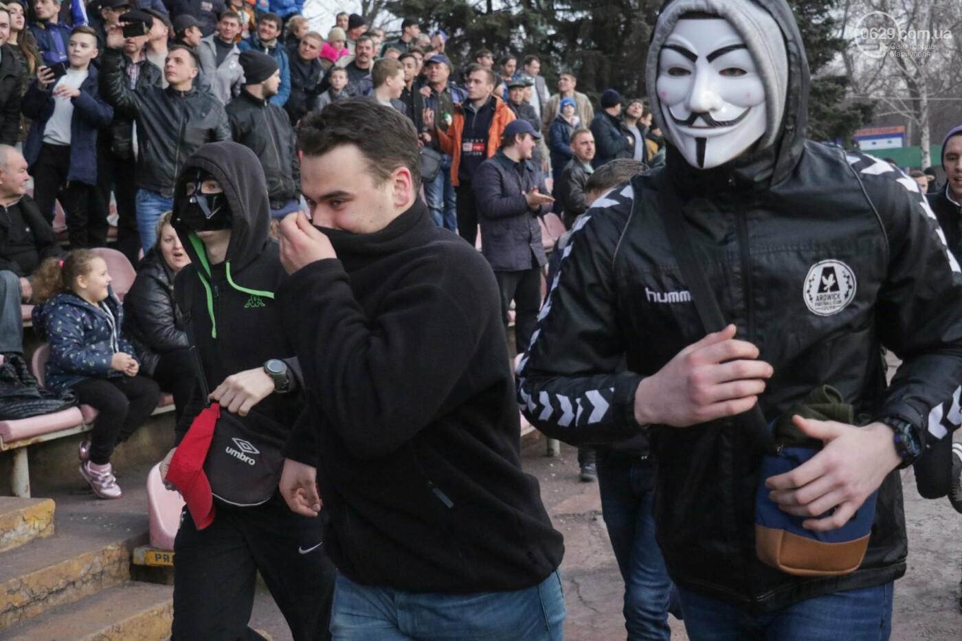 Реванш столичного «Динамо» в Мариуполе. Как это было (ФОТОРЕПОРТАЖ), фото-32
